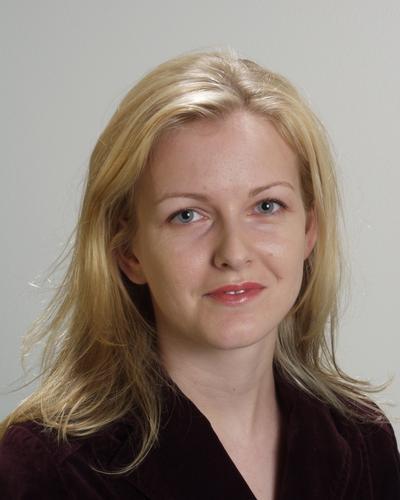 Synne Sæther Mæhle er emneansvarlig for forskerlinja ved UiB. Foto: UiB