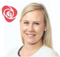 Lene Vågslid i Arbeiderpartiet